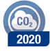2020 CO2 target